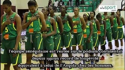 L' Afrobasket féminin aura lieu à Dakar Arena du 9 au 18 août 2019.Allez les Lionnes du Basketball