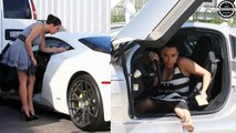 Kim Kardashian's Cars Collection 2018