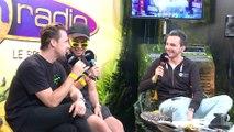 JAX JONES & MARTIN SOLVEIG en interview sur Fun Radio à Tomorrowland 2019