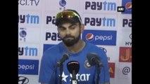 Winning Test Match Takes A Lot Of Hard Work -  Virat Kohli