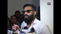 'It's An Ultimate Warning For Film Industry To Stand United' -  Sunil Shetty On Bhansali Attack