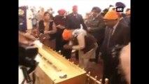 Bihar -  Nitish Kumar Takes Stock Of Arrangements At Patna Sahib Gurdwara Ahead Of 350th Prakash Parv