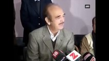 SP, Congress To Form Alliance In U.P., Confirms Ghulam Nabi Azad