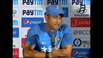 MS Dhoni -  Split Captaincy Doesn't Work In India