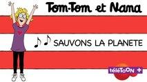 """Karaoké Tom-Tom et Nana - Chanson """"Sauvons  la planète  ! extraite du dessin animé sur TéléTOON+"""