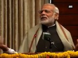PM Modi calls on youth to be connected with spirit of Constitution