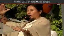 West Bengal CM Mamata Banerjee Attacks Centre Over Demonetisation