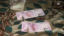 J&K -  Rs 2,000 Notes Recovered From Gunned Down Militants