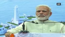 Watch -  PM Modi Breaks Down, Says 'I Left My Home For Nation'