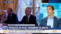 François de Rugy vraiment blanchi ?