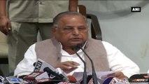Mulayam Singh Asks PM Modi To Roll Back Demonetisation