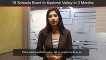School In Jammu & Kashmir's Bandipore District Set On Fire