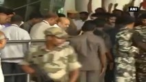Amit Shah In Chennai To Enquire About J. Jayalalithaa's Health