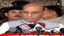 India-Pakistan Border To Be Sealed By December 2018- Home Minister Rajnath Singh