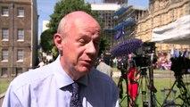 Green: Boris will bring 'energy & optimism' to Brexit talks