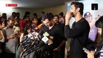 Sushant Singh Rajput Gets Complement From Sachin Tendulkar