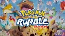 Pokémon Rumble Rush - Une nouvelle aventure