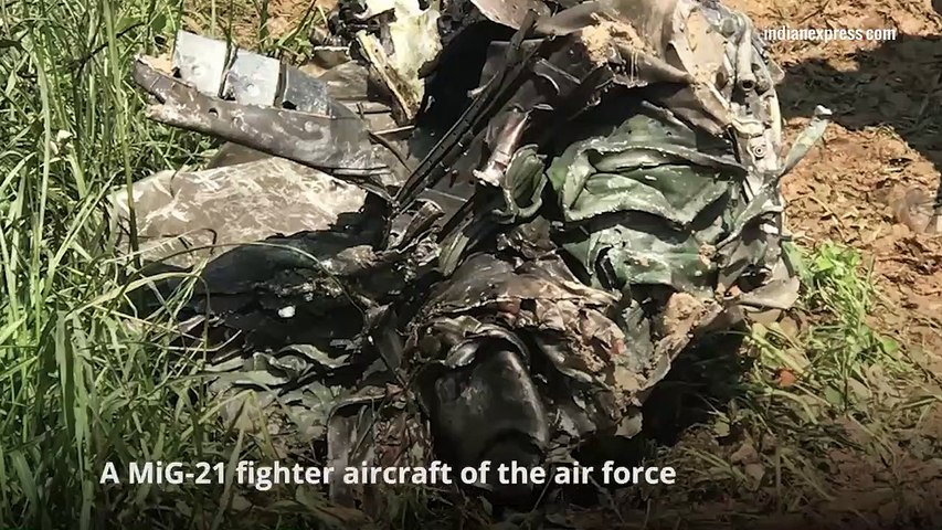 One of Indian Air Force's MiG planes crashed near Kangra district in Himachal Pradesh.
