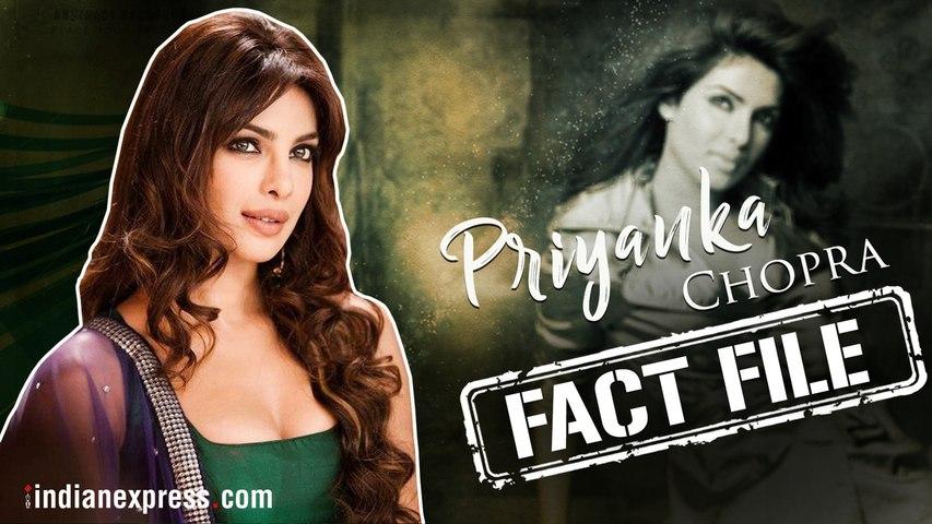 Priyanka Chopra: Lesser known facts