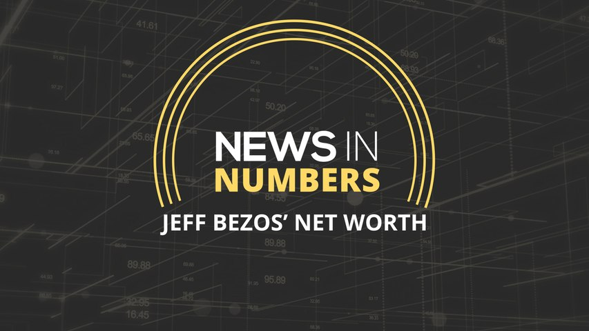The net worth of the richest man in modern history: News in Numbers