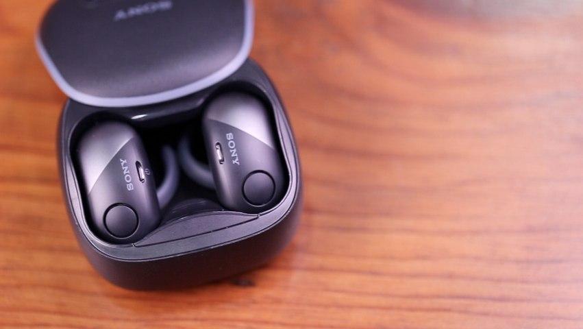 Sony Headphones WP-SP700N review