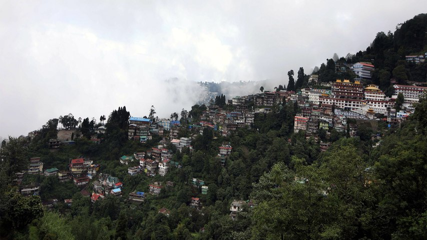 Hear the Hills of Darjeeling