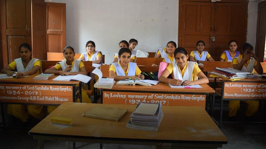Vedic Heritage and Modern Education based on the principles of Arya Samaj.