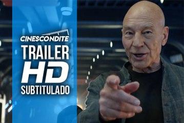 Star Trek: Picard - Temporada 1 - Trailer Oficial #1 [HD] - Subtitulado por Cinescondite