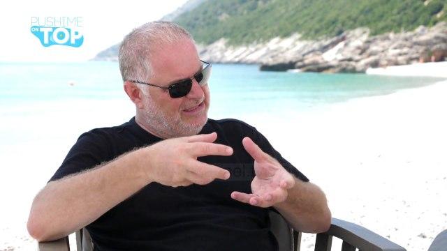 Baton Haxhiu, ne nje anije rrefen jeten personale - Pushime on Top