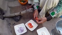 Egg Omelette Recipe Learn how to make egg omelette, an easy and quick breakfast - Pak Villages Foods