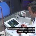 Da Vinci, el robot capaz de realizar algunas de las cirugías más complejas