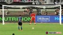 All Penalty Goals (4-3)Juventus FC vs Inter Milano
