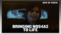 Bringing NOS4A2 to Life | Interview With Creators and Cast at SDCC 2019