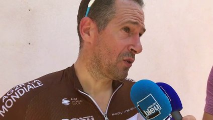 """""""Les coureurs ressentent les effets de l'altitude à partir de 2.000 mètres"""" explique Julien Jurdie"""