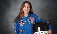 رائدة الفضاء المراهقة التي ستكون أول شخص يعيش على سطح المريخ!