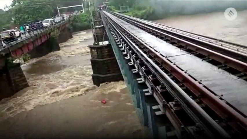Floods and landslides in Kerala after southwest monsoon wreaks havoc