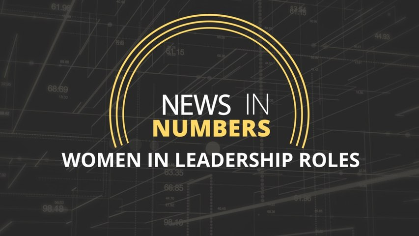 How many Fortune 500 companies have women as CEOs: News in Numbers