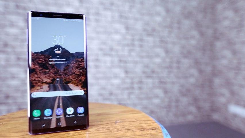 Samsung Galaxy Note 9: The best stylus in a perfect phone