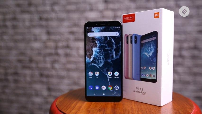 Xiaomi Mi A2 Phone Review