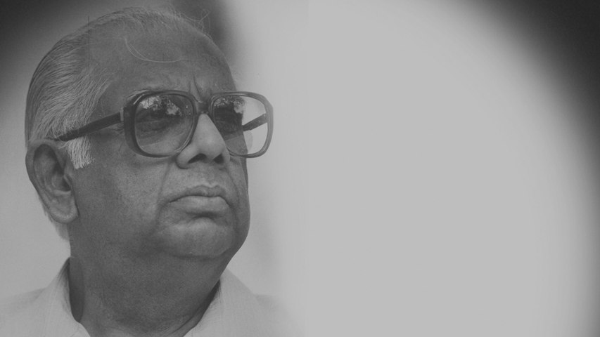 Somnath Chatterjee will be remembered for always being above party politics