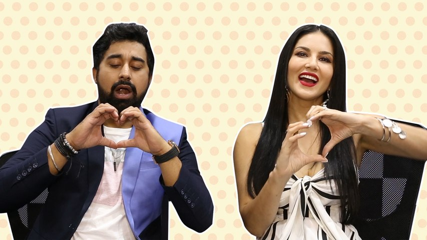 Rannvijay Singha and Sunny Leone Reveal What They Hate About Each Other