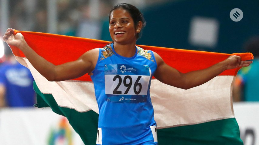 Indian sprinter Dutee Chand's remarkable comeback