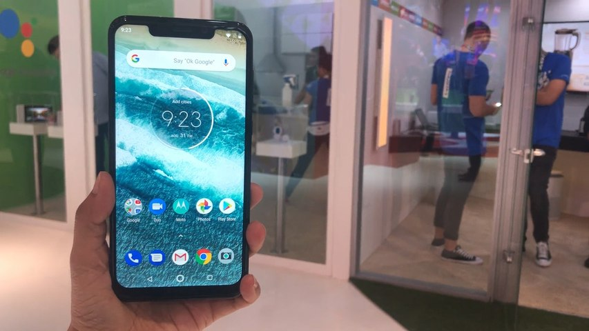 IFA 2018: Motorola One Power first look, launches in India in October