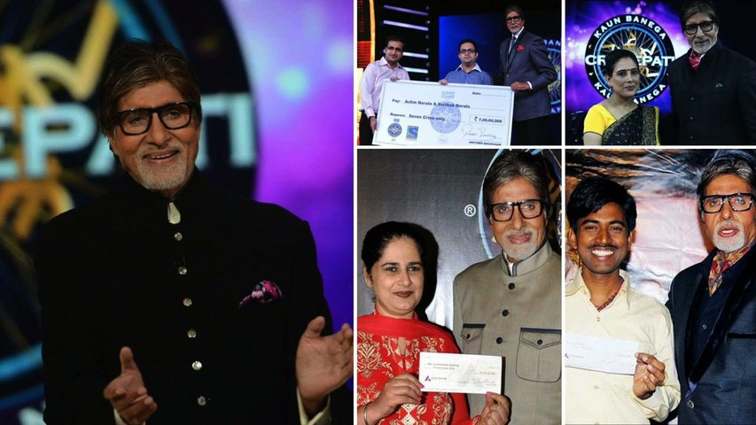 All the winners of Kaun Banega Crorepati and what they are up to now
