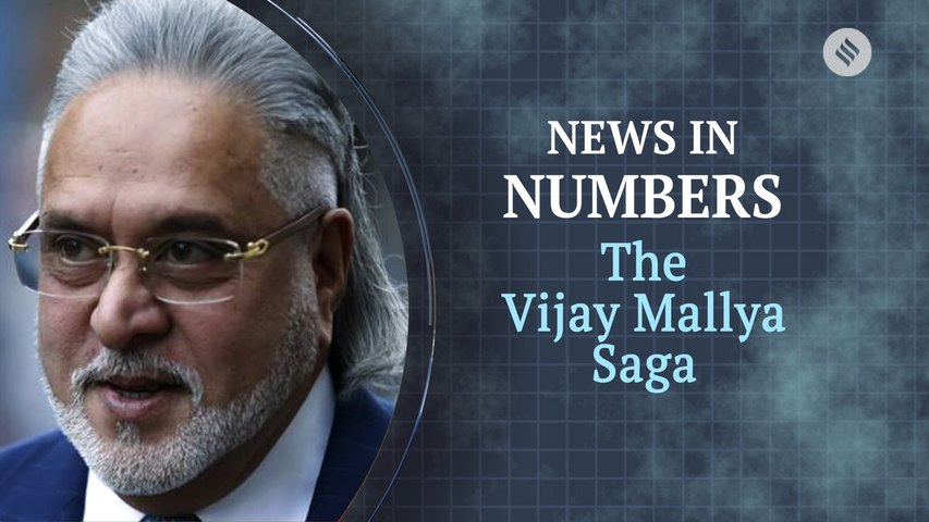 Fugitive businessman Vijay Mallya owes India Rs 9,000-crore: News in numbers
