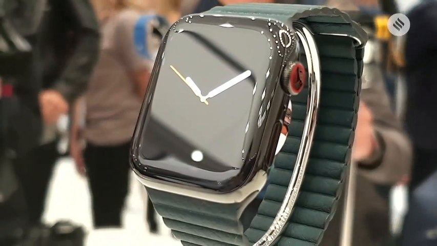 Apple Watch Series 4 first look: Bigger screen, ECG, new digital crown and more