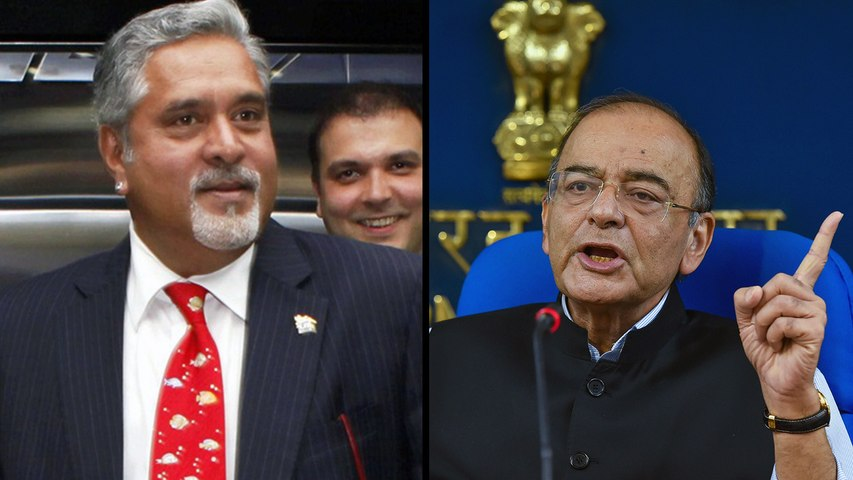 Mallya claims he met Jaitley and offered to settle debt