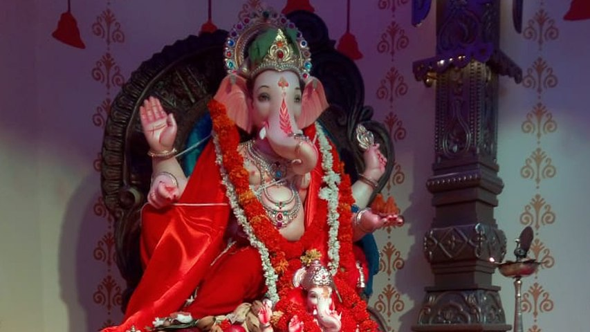 A glimpse of people's Ganesh Chaturthi celebrations from across the country