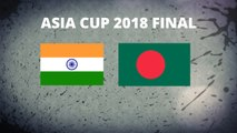 Asia Cup 2018: India beat Bangladesh to win seventh title