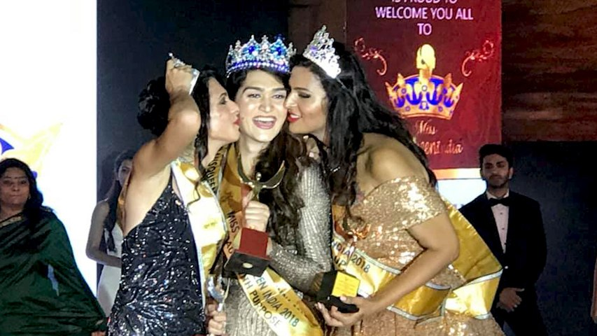Meet The Winners of Miss Transqueen India 2018